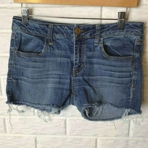 😊 American Eagle Outfitters Jean Shorts Size 8